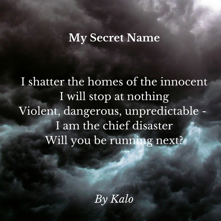 My Secret Name - Kalo