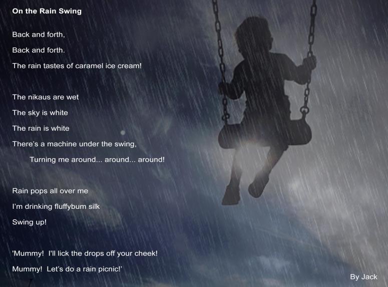 On the Rain Swing
