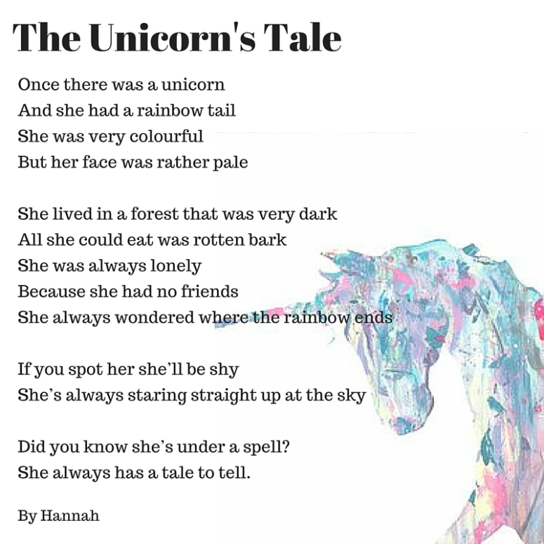 The Unicorn's Tale